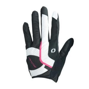 【onyone/オンヨネ】フルフィンガーグローブ3PAD (Black) / Full Finger Glove|skytrail