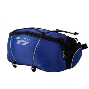 【OMM/オーエムエム】 Waist Pouch Pouches / ウエスト ポーチ Blue|skytrail