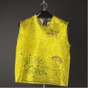 クロムハーツ PPO レザー タンクシャツ V:PETE PUNK OFFSPRING