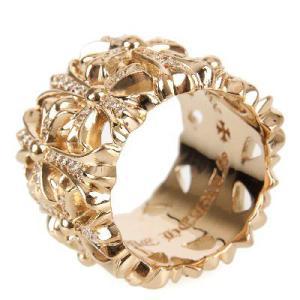 0629675958f ... CHROME HEARTS CEMETERY RING 22K DIAMOND クロムハーツ セメタリーリング 22金 パヴェダイヤ| skytrek ...