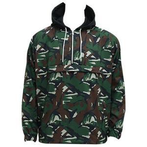 Ballaholic(ボーラホリック) blhlc Anywhere Pullover Jacket(blhlc エニィウェア プルオーバー ジャケット) オリーブ/カモ