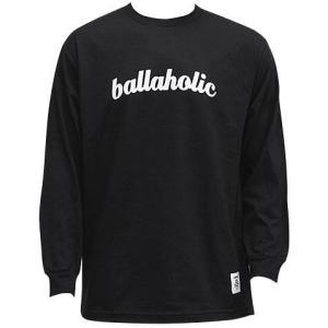 Ballaholic Logo LongTee(ボーラホリック ロゴ ロングTシャツ/ロングスリーブ...