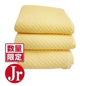 京都西川シンカーポコポコ敷きパッド綿ごこち ジュニア|sleeping-yshop