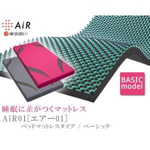 西川 エアー AiR01 ベッドマットレス ベーシック 210N セミダブル 厚み14cm 送料無料(北海道/東北/沖縄/離島除く)|sleepmaster|02