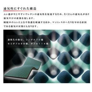 西川 エアー AiR01 ベッドマットレス ベーシック 210N セミダブル 厚み14cm 送料無料(北海道/東北/沖縄/離島除く)|sleepmaster|05