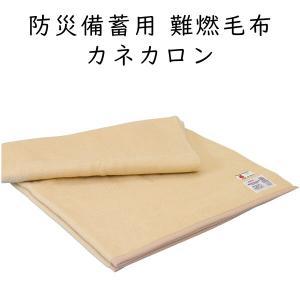 パック毛布 約140×190cm カネカロン100% 難燃タイプ 防炎協会認定品 8022