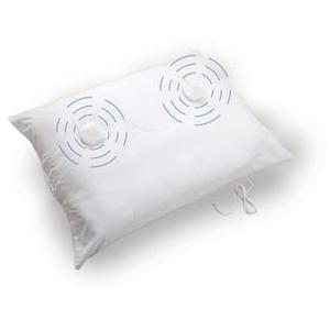 枕 おすすめ 睡眠 セラピー スピーカー サウンドオアシス・睡眠セラピーまくら|sleeptracker