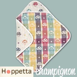 「FICELLE Hoppetta  シャンピニオン 6重ガーゼアフガン」|sleepy