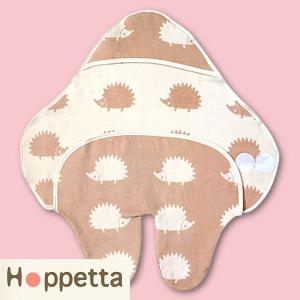 「FICELLE Hoppetta 綿毛布足つきアフガン(面テープタイプ)」|sleepy