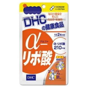 【DHC α-リポ酸 40粒入 20日分】★メール便送料無料★|sliiim
