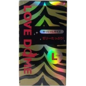 【オカモト LOVE DOME(ラブドーム) タイガーコンドーム Lサイズ 12個入】|sliiim