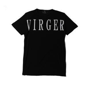 VIRGO VIRGERS BIG S/S TEE(ブラック)|slow-clothing