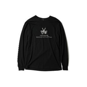 VIRGO INSTINCTIVE BEHAVIOR L/S  (ブラック)|slow-clothing