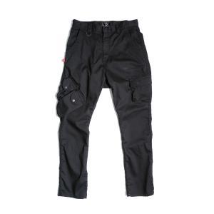 VIRGO BAGGY-D CARGO 20「CLASSIC LINE」 (ブラック)|slow-clothing