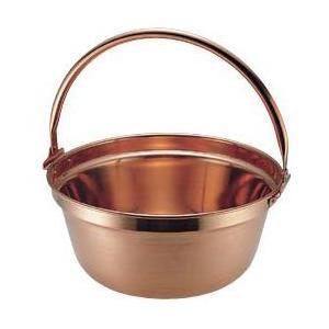 エムテートリマツ 銅山菜鍋(吊付)M 33cm|slow-dougu-net