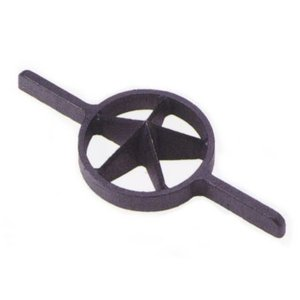 竹割5ツ割 小 鋳物製 slow-dougu-net