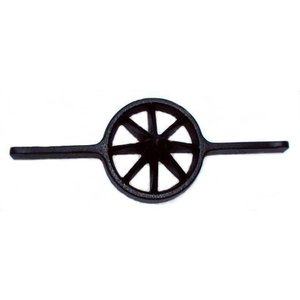 竹割8ツ割 小 鋳物製 slow-dougu-net