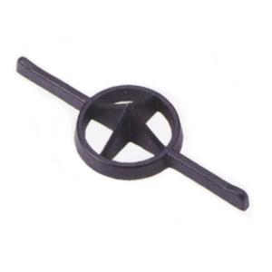 竹割4ツ割 中 鋳物製 slow-dougu-net