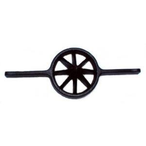 竹割8ツ割 中 鋳物製 slow-dougu-net
