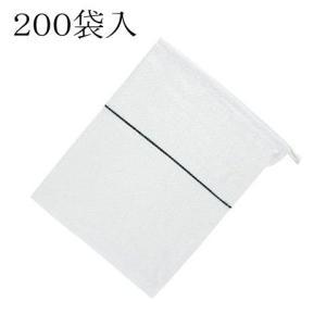 萩原工業 国産スーパー土のう 200袋セット(箱入)ブラックライン|slow-dougu-net