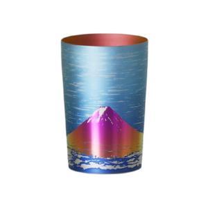 ホリエ チタン2重タンブラー 赤富士 slow-dougu-net