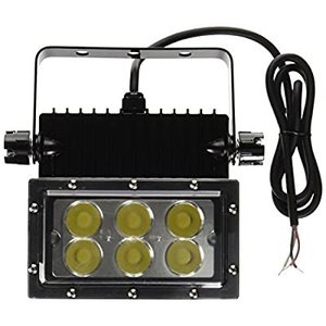 アイリスオーヤマ LED 投光器 角型 屋外 63W 防雨形 エコハイルクスパワー IRLDSP63N2-N-BK 事|slow-lifes