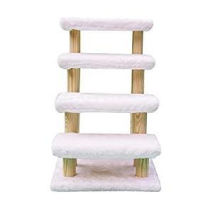 猫 階段 猫用 階段 猫 ステップ ペット ソファー 階段 純木 犬階段 犬用 スロープ 階段 ペット用 ソファ 階段 犬用階段 ペット用階段ステップ slow-lifes