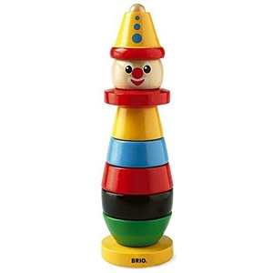 BRIO (ブリオ) クラウン [ 木製 積み木 おもちゃ ] 30120|slow-lifes