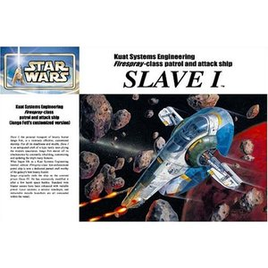 ファインモールド 1/72 STARWARS episode2 スレーブI ジャンゴ・フェット バージョン|slow-lifes