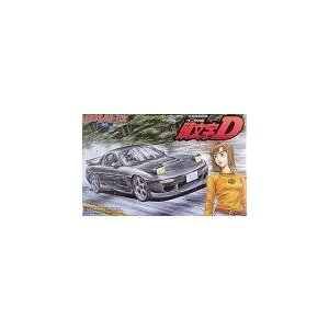 フジミ模型 頭文字Dシリーズ17 FD3S RX-7改 岩瀬恭子仕様|slow-lifes