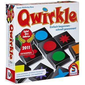 Qwirkle, Einfach begonnen - schnell gewonnen!: F?r 2-4 Spieler|slow-lifes
