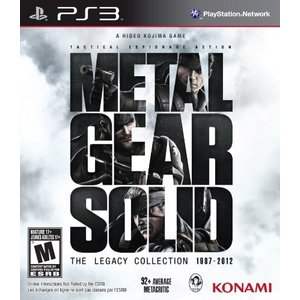 Metal Gear Solid: The Legacy Collection (輸入版:北米) - PS3 slow-lifes