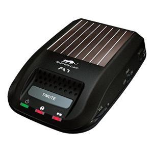 ユピテル レーダー探知機 A1 ソーラータイプ コンパクト設計|slow-lifes