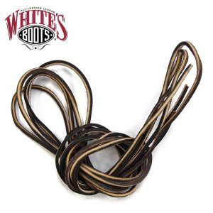 WHITE'S BOOTS 純正 レザーシューレース 革紐 ブーツ紐 靴紐