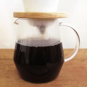 ドーナツドリッパーのTORCHが、デザインと機能性にこだわったコーヒーサーバーをつくりました。「co...