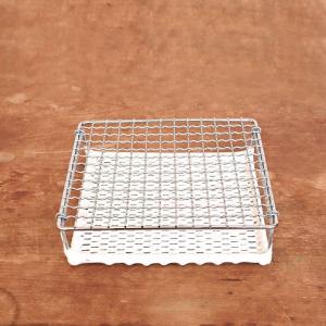日本製 セラミック 焼き網 小 グリル 網 遠赤外線 トースト 焼魚|slowworks