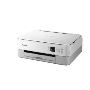 キヤノン [PIXUSTS5330WH] PIXUS プリンター複合機 TS5330(4色(3色+BK)インクジェット/W-LAN/H-USB/A4/プリンター/スキャナー/コピー/ホワイト)[3773C021]|smafy