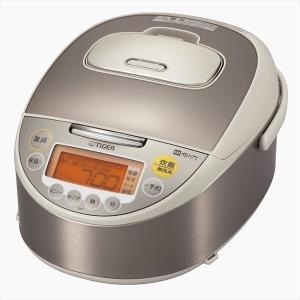 タイガー TIGER JKT-W100-CC IH炊飯器 5.5合炊き 炊きたて シャンパンベージュ|smafy