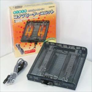 クレオ工業 KREO NN-8054ACE コタツヒーターユニット 500W 中間スイッチタイプ 取り換え用|smafy