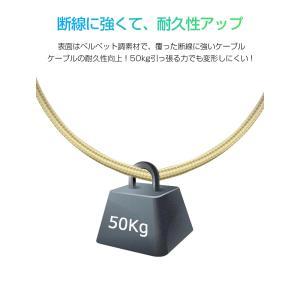 お得な2m×3本セット L字型 Micro U...の詳細画像5
