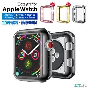Apple Watch Series 6/5/4/3/SE ケース 38/40/42/44mm アッ...