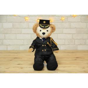 ダッフィー 衣装 Sサイズ用消防士礼服B|small-h