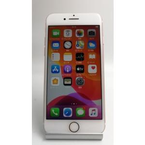 iPhone7 128GB ローズゴールド SIMフリー 中古 白ロム