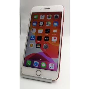 iPhone7 Plus 128GB プロテクトレッド SIMフリー Dランク品