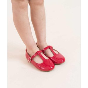 ORiental TRaffic 【Kids】Tストラップパンプス K-712 RED 女の子 15...