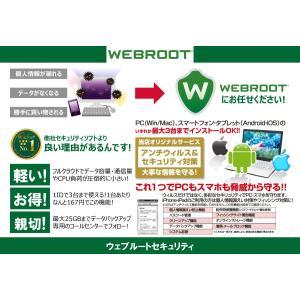 ★WEBROOT ウェブルート インターネット...の詳細画像4