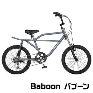 a.n.design works Baboon バブーン 自転車 BMX モトバイク カリンバ 英式 スポーツ 通販 アウトドア サイクリング メンズ レディース 【送料無料】 ☆|smart-factory