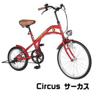 a.n.design works Circus サーカス 前輪22インチ/後輪16インチ だるま自転車 自転車  通販 アウトドア サイクリング 楽しい イベント リゾート 【送料無料】 ☆ smart-factory