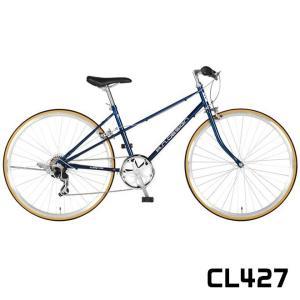 a.n.design works CL427 ミキストフレームのクロスバイク 700×25c スポーツ スマート シンプル 車体細身 自転車 通販|smart-factory