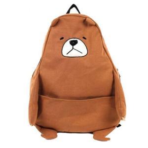 リュックサック レディース くま リュック 大容量 かわいい 動物 アニマル バッグ 大人 メンズ|smart-factory